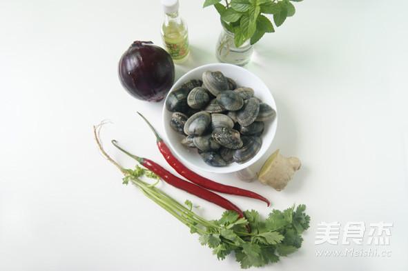蛤蜊的特色吃法 【芥末油拌蛤蜊】的做法大全