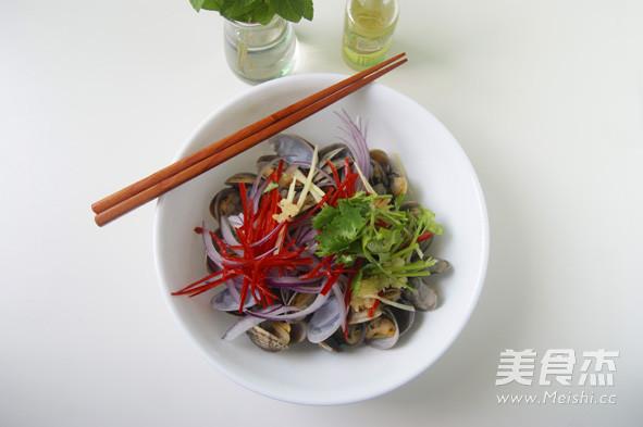 蛤蜊的特色吃法 【芥末油拌蛤蜊】怎么炒