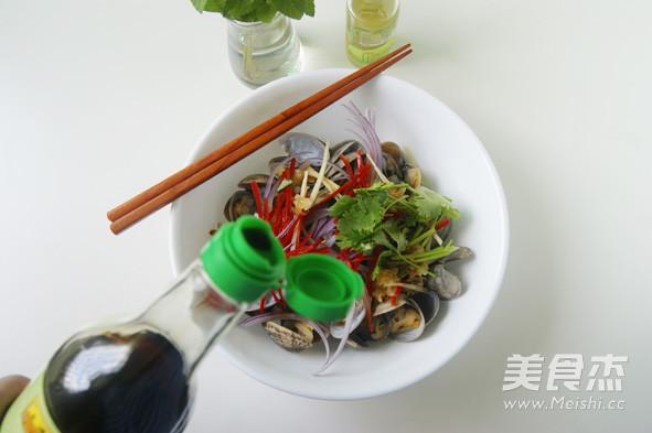蛤蜊的特色吃法 【芥末油拌蛤蜊】怎么煮