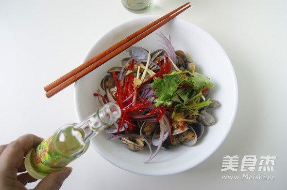 蛤蜊的特色吃法 【芥末油拌蛤蜊】怎么炖