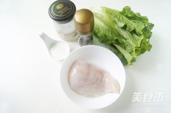 香煎鸡胸肉减脂增肌的步骤
