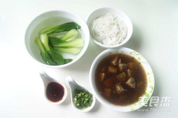 冬季温暖心胃的【自制牛肉米线】 (附卤牛肉做法)怎么煮