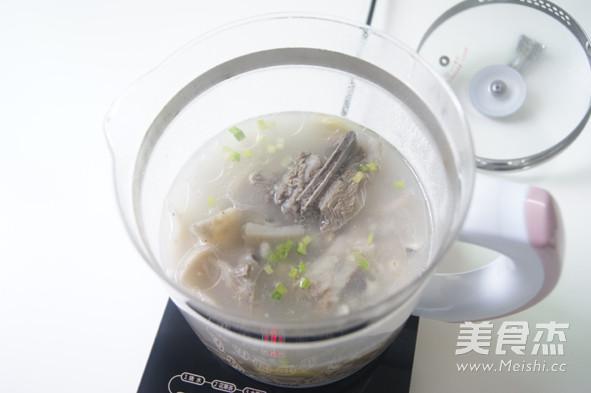 """""""无敌""""的功效【美颜四神汤】(养生壶版)怎么煮"""