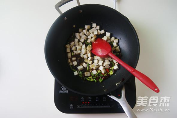 素菜也可以比肉还美味【宫保杏鲍菇】怎么煸
