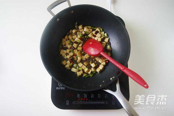 素菜也可以比肉还美味【宫保杏鲍菇】怎样煸