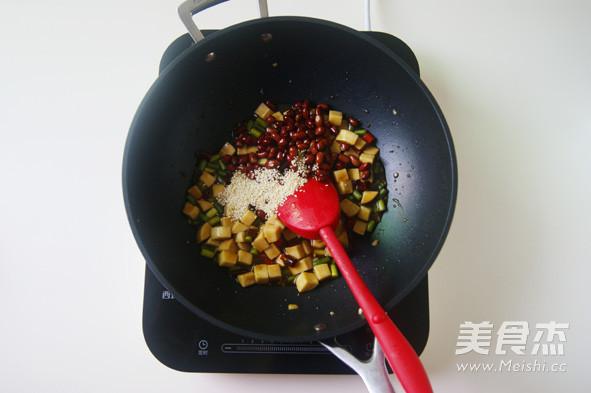 素菜也可以比肉还美味【宫保杏鲍菇】怎样做