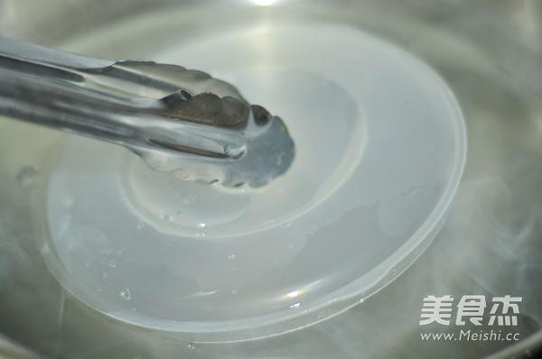 酸奶银耳水果羹的做法图解