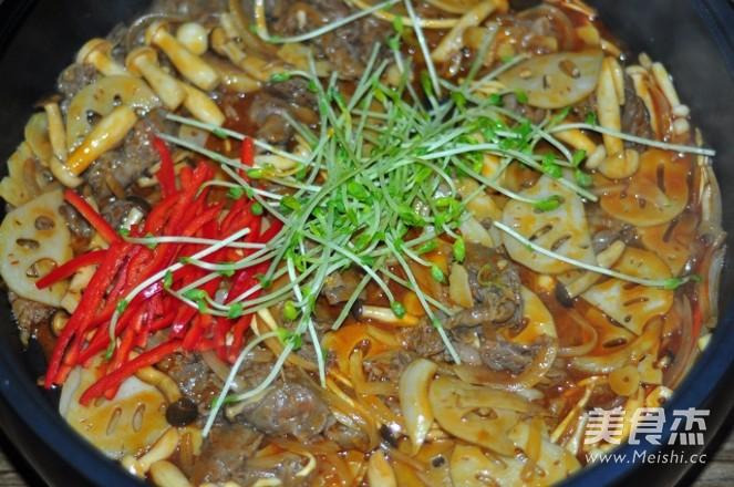 蘑菇炒牛肉怎么煮