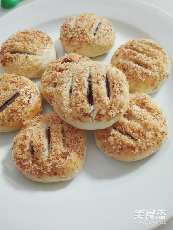 椰蓉红豆饼怎样做