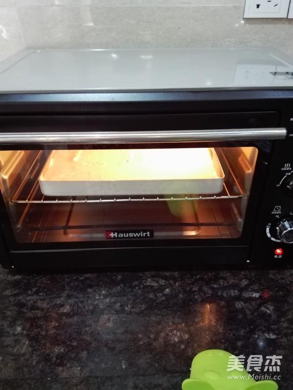 盒子奶油蛋糕怎么煮