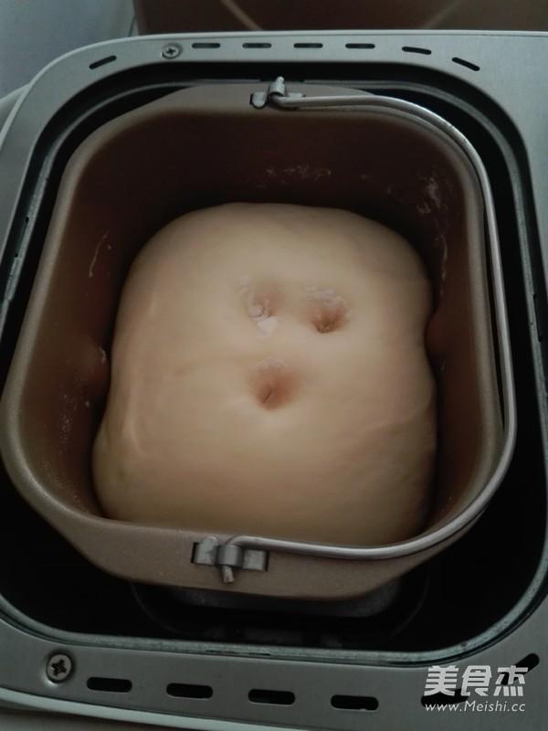 老式甜面包怎样做