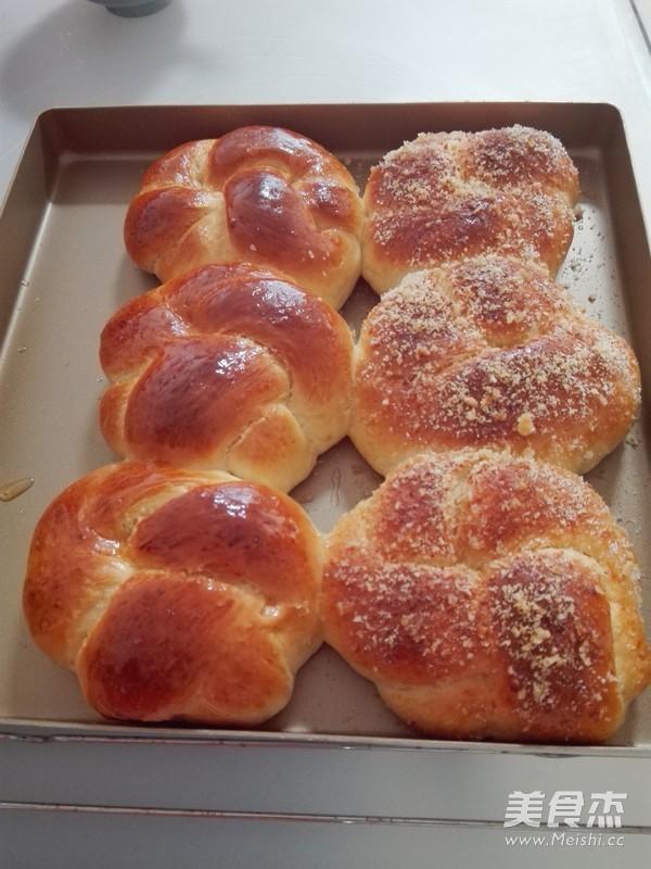 老式甜面包的做法大全