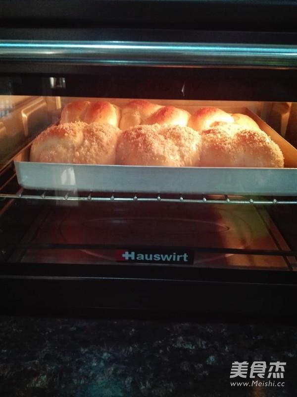 老式甜面包的制作方法