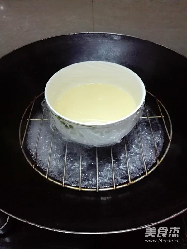 鲜虾水蒸蛋怎么做