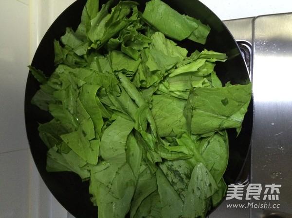 蚝油油麦菜的家常做法