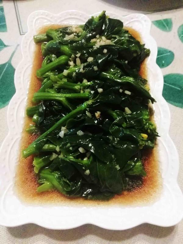 广式菜苔……耗汁菜苔怎么做