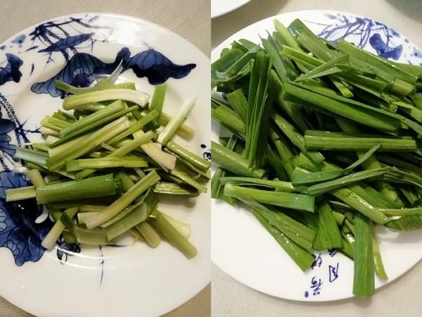 青蒜回锅肉的家常做法
