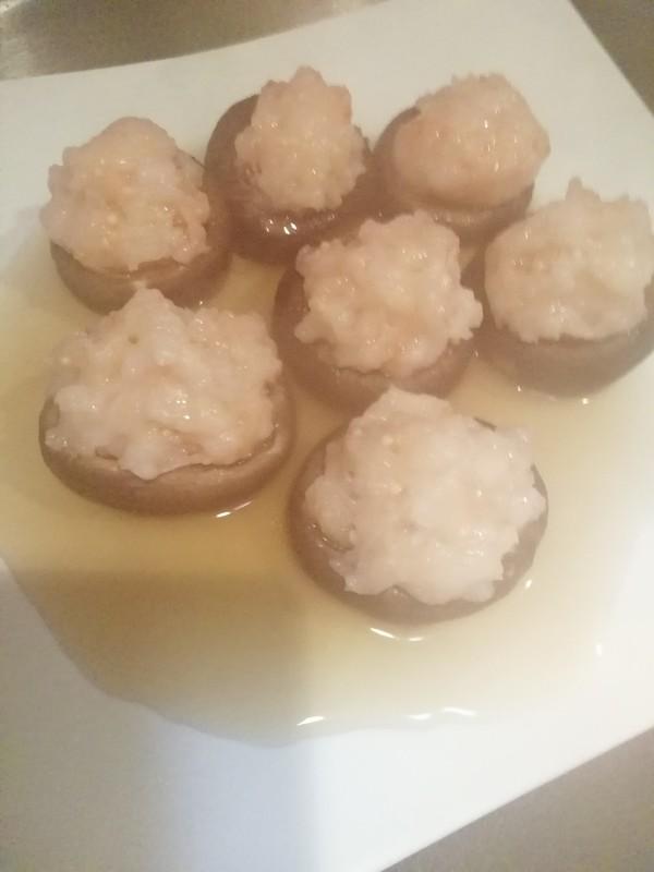 香菇虾滑盅怎么煮