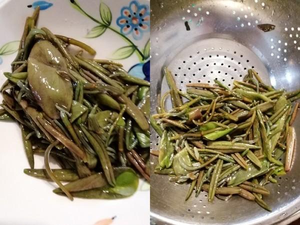 芙蓉莼菜汤的做法图解