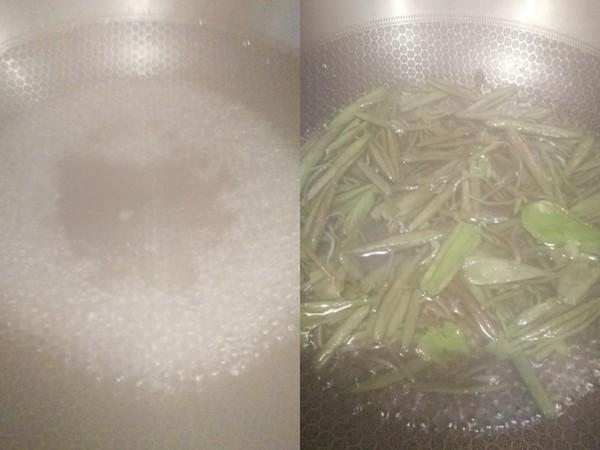 芙蓉莼菜汤的家常做法