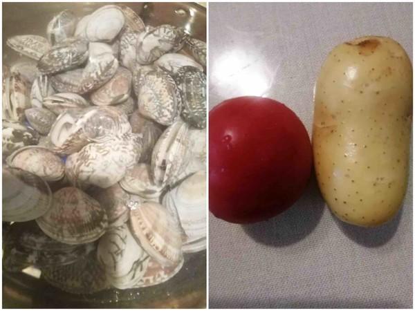 蛤蜊疙瘩汤的做法大全