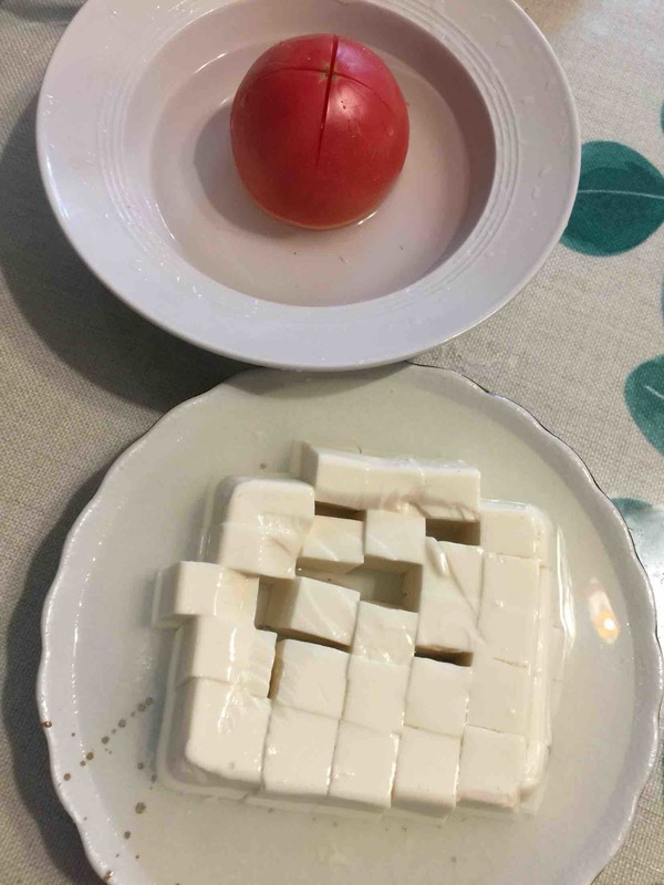 番茄豆腐蛋花汤的做法大全