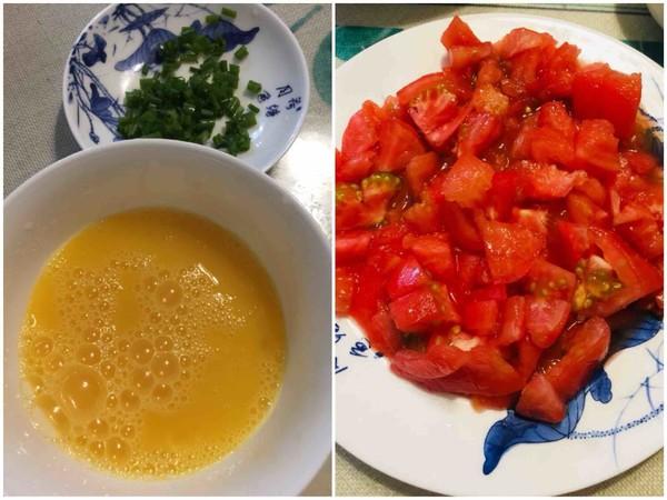 番茄豆腐蛋花汤的做法图解
