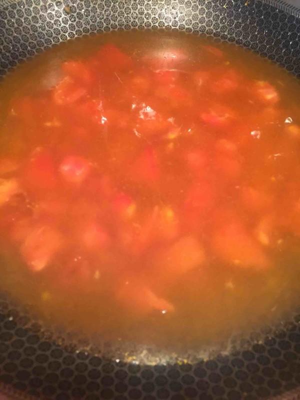 番茄豆腐蛋花汤的简单做法