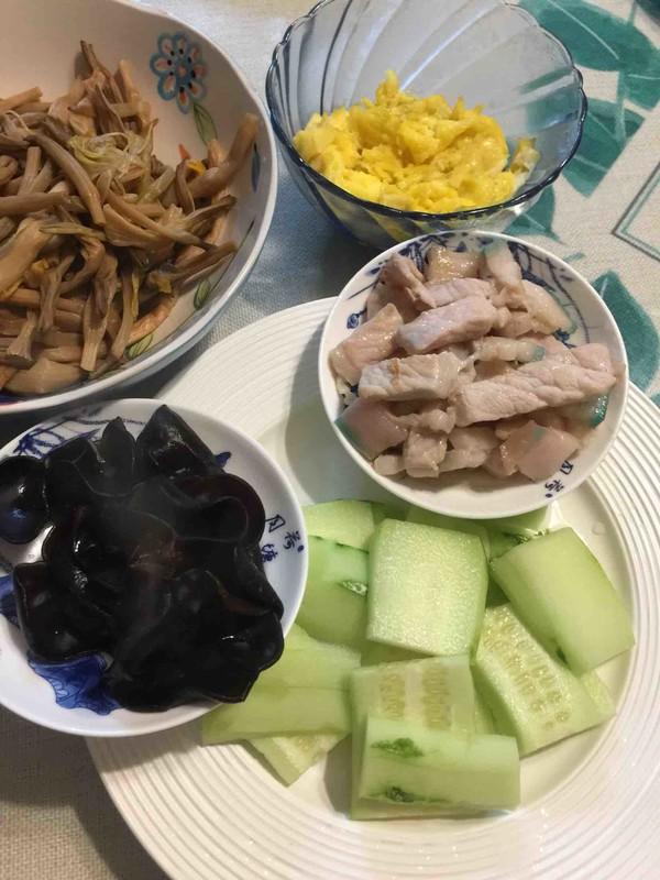 木须肉怎么吃