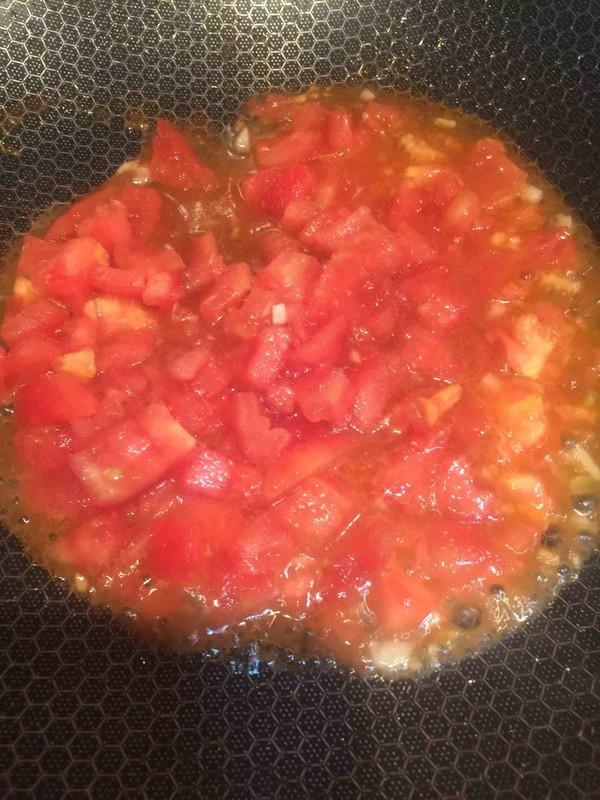 番茄菌菇汤的简单做法