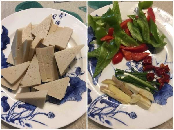 酱烧千页豆腐的做法大全