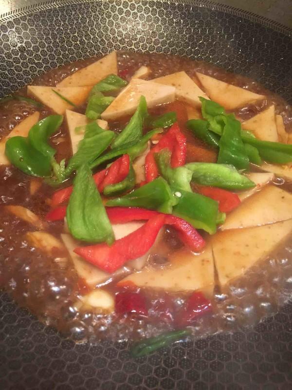 酱烧千页豆腐怎么吃