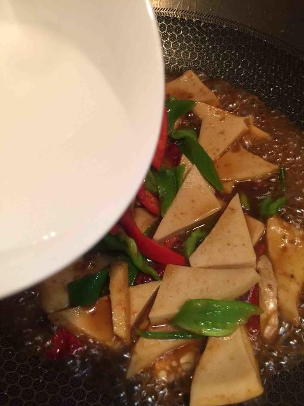酱烧千页豆腐怎么做