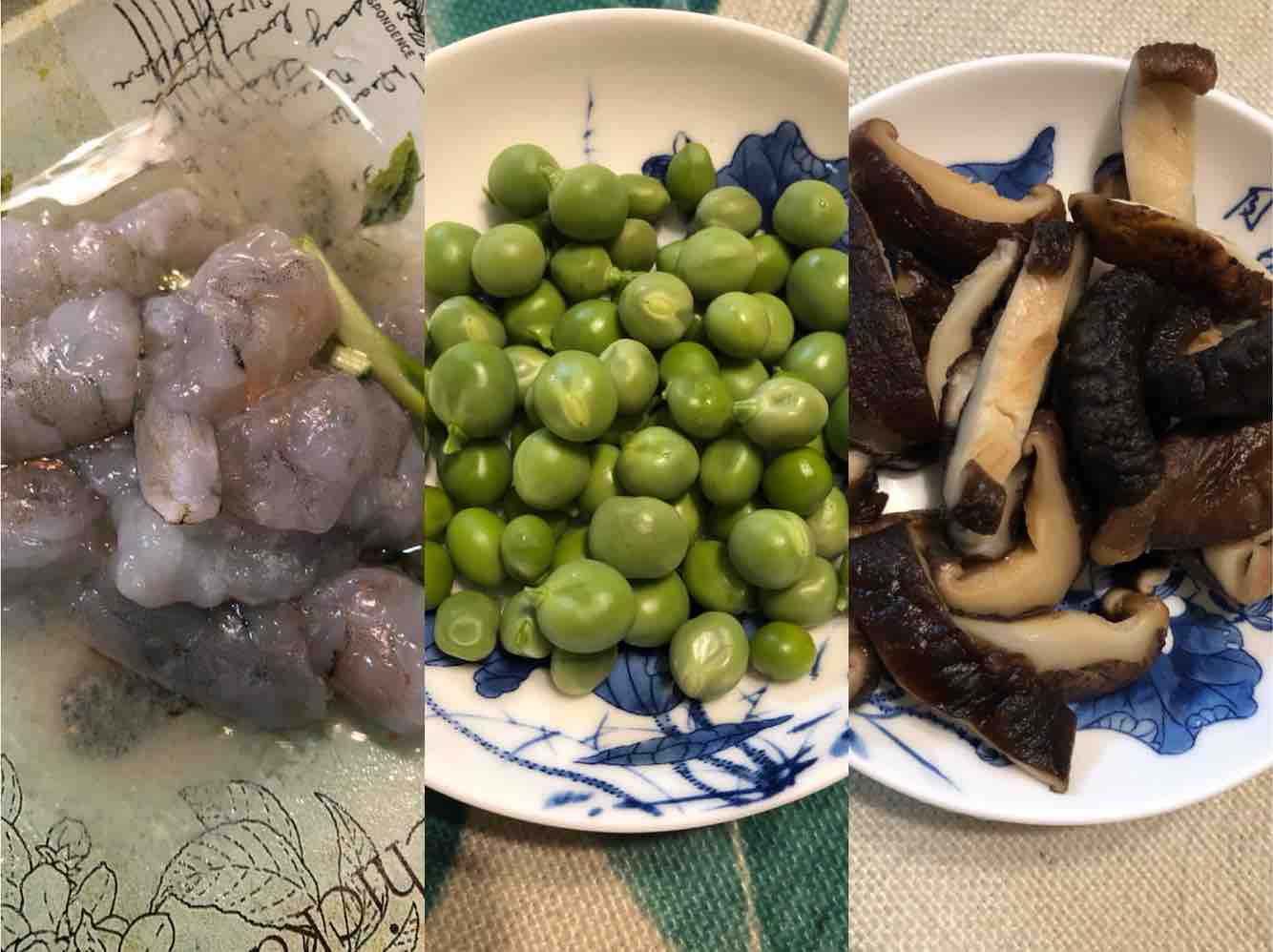 鲜虾杂蔬粥的简单做法