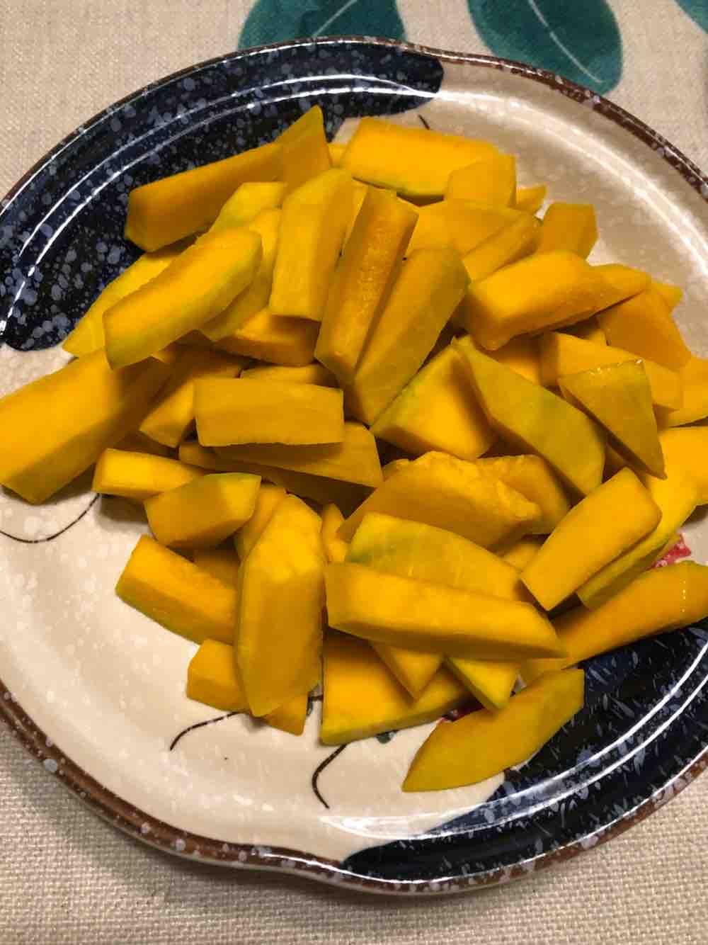 小米南瓜粥的家常做法