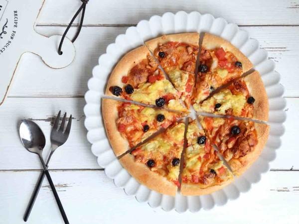 榴莲披萨怎样做
