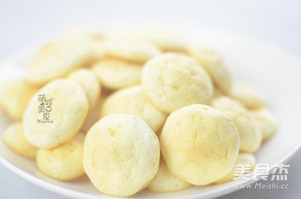 酸奶溶豆成品图