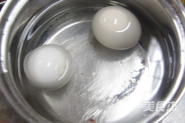 红枣枸杞鸡蛋桂圆茶的做法图解