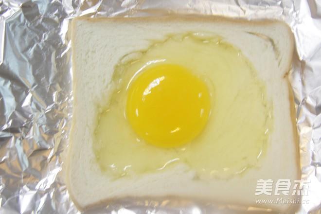 鸡蛋芝士烤吐司的简单做法