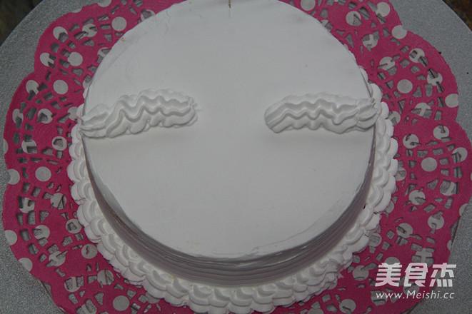 色彩斑斓 甜美的蛋糕怎样煸