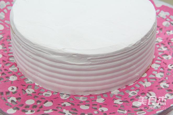 色彩斑斓 甜美的蛋糕怎么煸