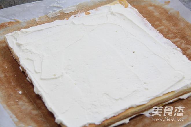 虎皮蛋糕卷怎样炖