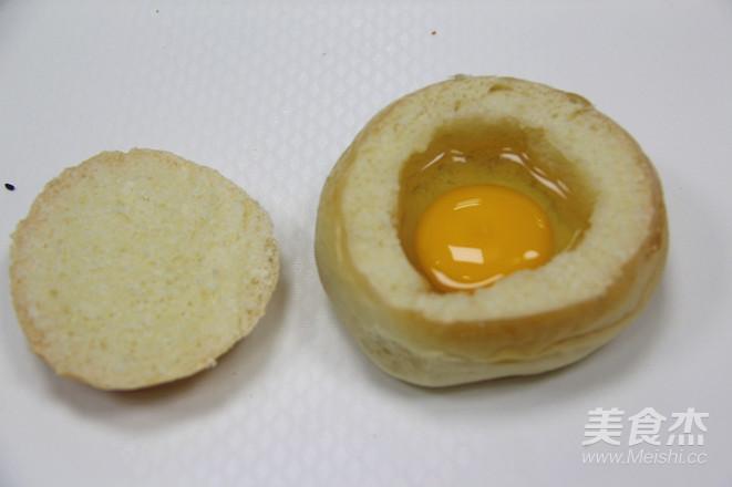 芝士鸡蛋火腿包怎么炖