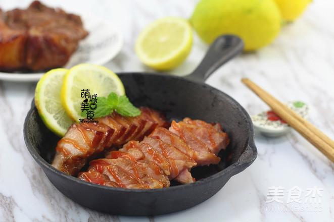 粤菜中广受欢迎的美味蜜汁叉烧怎么炖