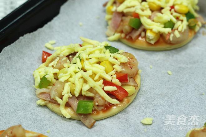 迷你披萨怎样炖