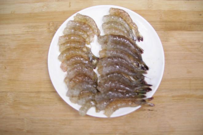 泰式辣虾的步骤