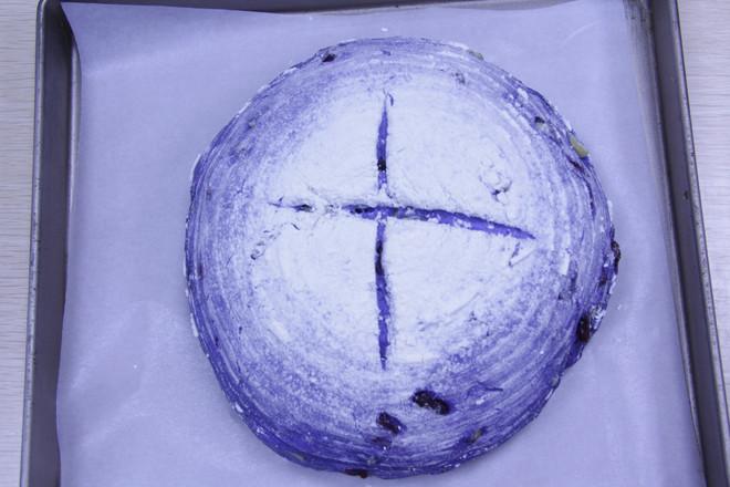 网红星空面包怎样煮
