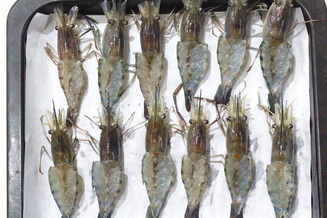芝士焗虾的家常做法