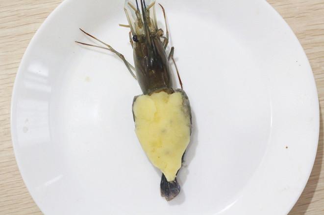 芝士焗虾怎么吃