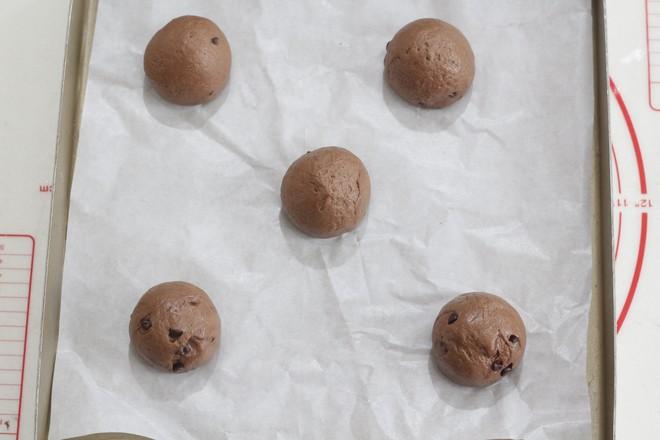 巧克力麻薯包(6个量)怎么做